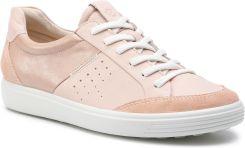 aaa1cee6 Sneakersy ECCO - Soft 7 W 43072351325 Rose Dust/Rose Dust/Powder eobuwie