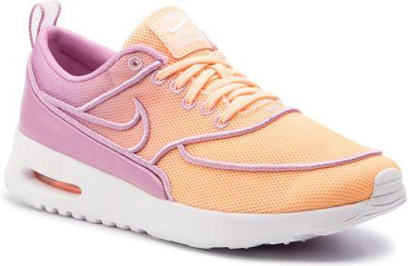 Womens Orchid & Sunset Glow & White Nike Roshe Two Breathe Shoe