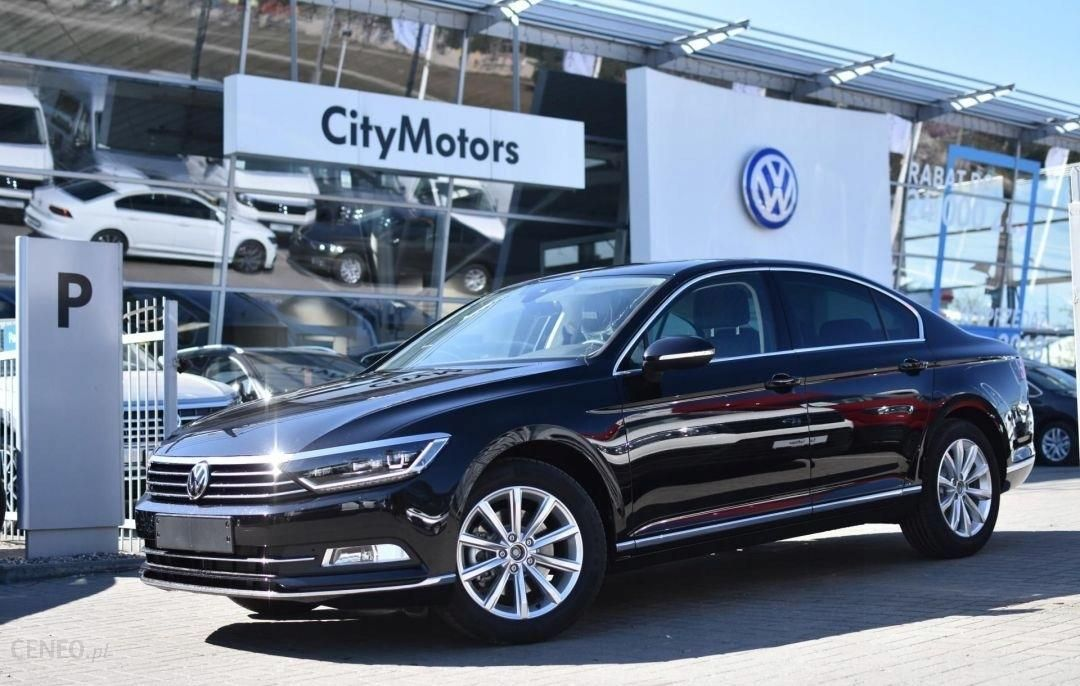 Volkswagen Passat B8 Opinie I Ceny Na Ceneopl