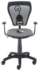 Nowy Styl Krzesło Obrotowe Ministyle Kot I Mysz