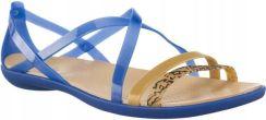 Sandały Crocs Isabella Grph Strappy Sandal W7 37,5 Ceny i opinie Ceneo.pl