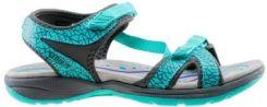 9da9aafd Damskie sandały MADAKA WO'S 6190-TURQUOISE ELBRUS Martessport