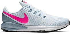 5b414c10 Nike Air Zoom Structure 22 Aa1640 402 Biały || Szary