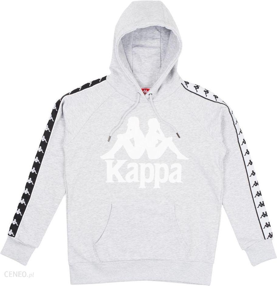 szczegóły dla klasyczne buty niska cena sprzedaży Bluza Damska Kappa Enna Hooded Sweatshirt Grey Melange (305031-18M) - Ceny  i opinie - Ceneo.pl