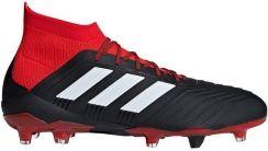Buty piłkarskie korki Predator 18.2 FG Adidas (seledynowe