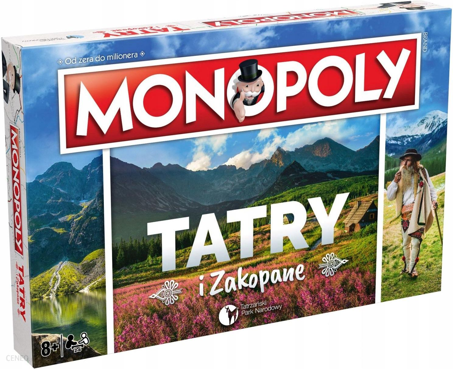 Monopoly Monopoly Tatry i Zakopane