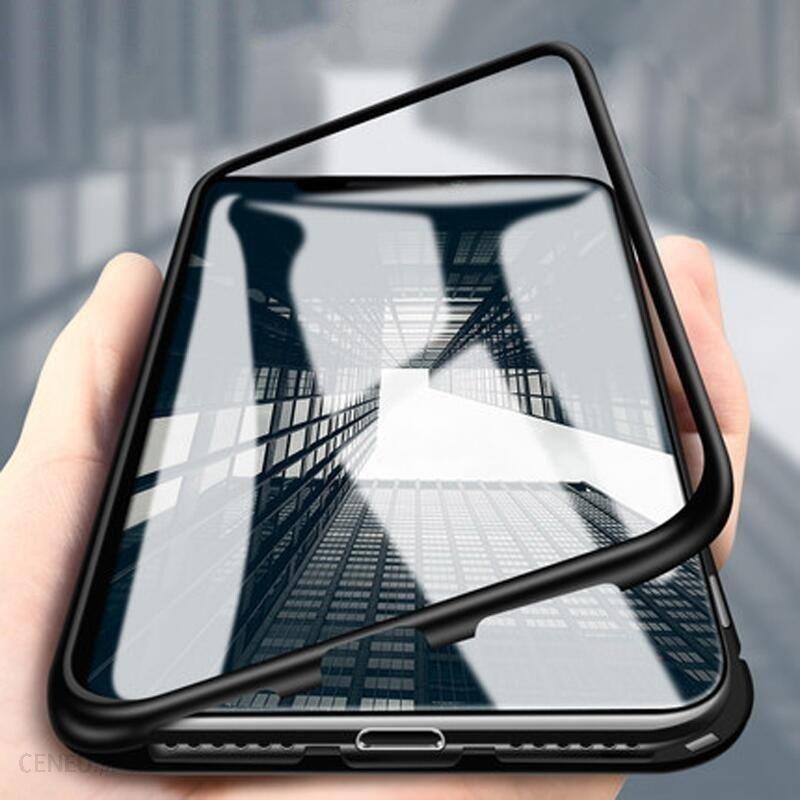 Wozinsky Magnetic Case Magnetyczne Etui 360 Samsung Galaxy A70 Czarno Przezroczysty 7426825372390 Etui Na Telefon Ceny I Opinie Ceneo Pl