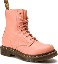 e46cb713310c Glany DR. MARTENS - 1460 Pascal Virginia 24482672 Salmon Pink eobuwie