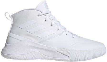 Białe buty sportowe sneakersy ocieplane sznurowane Big Star