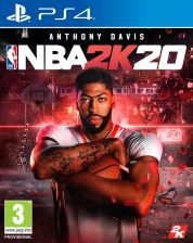 NBA 2k20 (Gra PS4)