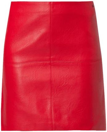 47e5914ec831ca Pepe Jeans Spódnica mini z materiału skóropodobnego ...