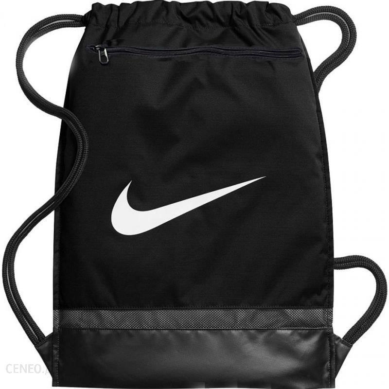 najtańszy ekskluzywne oferty najlepszy design Worek na buty Nike Brasilia 9.0 BA5953-010 - Ceny i opinie - Ceneo.pl