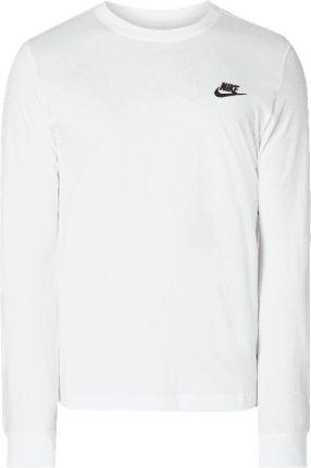 e80a37ddfe6191 Nike Bluzka z długim rękawem o kroju standard fit z wyhaftowanym logo ...
