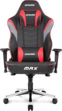 Akracing Master Max - Black/Red