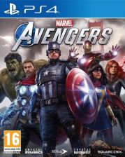 Marvel's Avengers (Gra PS4)