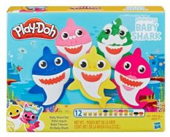 Hasbro Play-Doh Baby Shark E8141