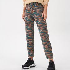 Sinsay Ladies` jeans trousers Niebieski Ceny i opinie