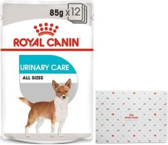 Royal Canin Urinary Care Loaf 12X85G + podkładka pod miskę
