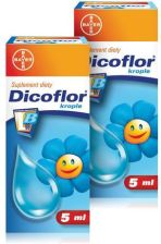 DICOFLOR Krople 2 x 5 ml