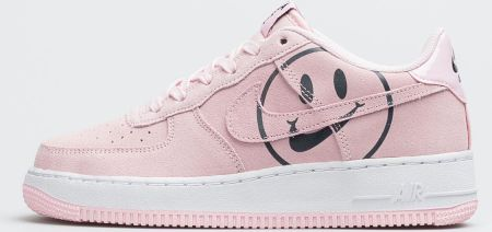 AIR FORCE 1 '17 PRM 3 VELOUR PINK AT4144 600 Ceny i opinie
