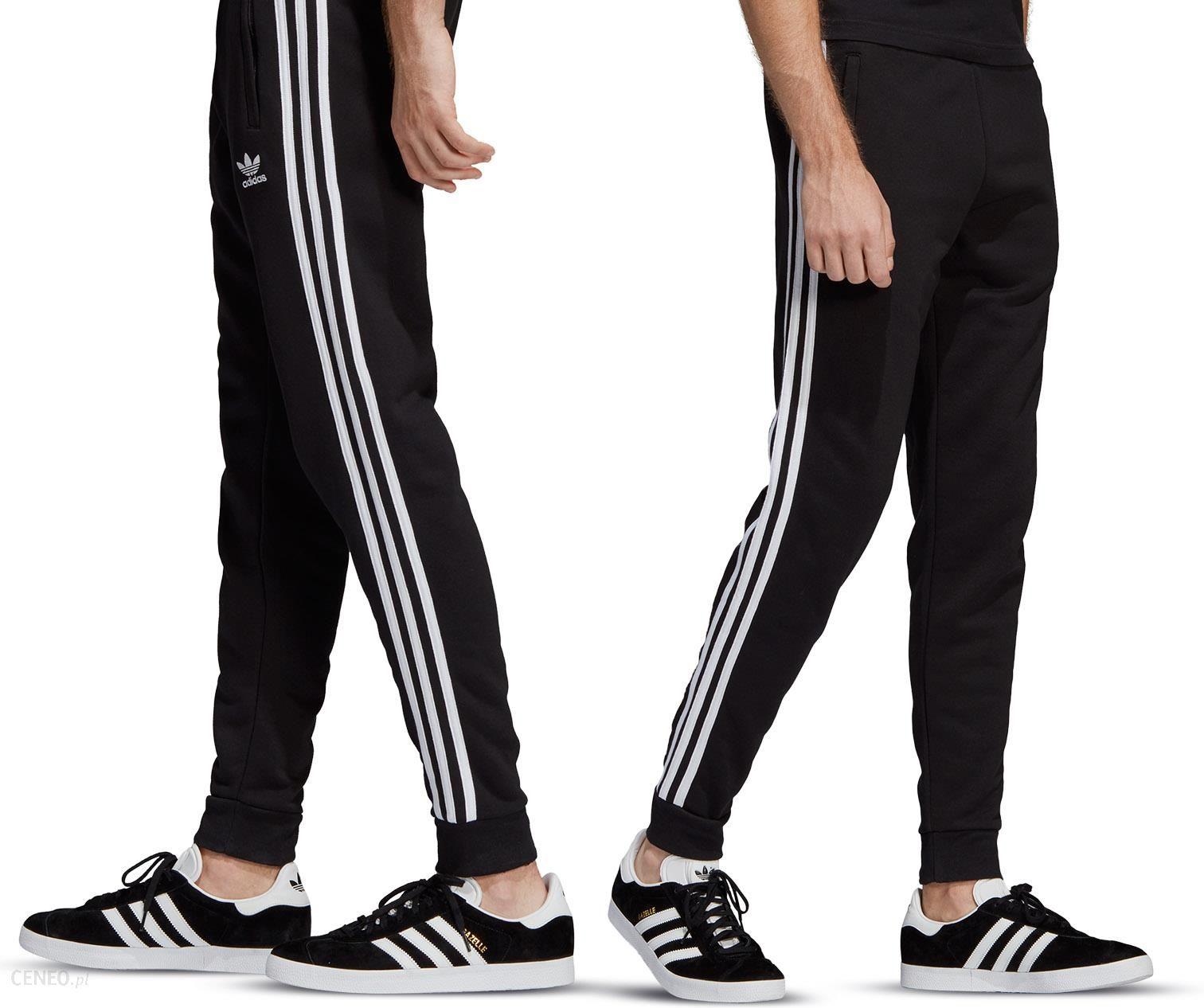 spodnie dresowe czarne męskie adidas 3xl kie