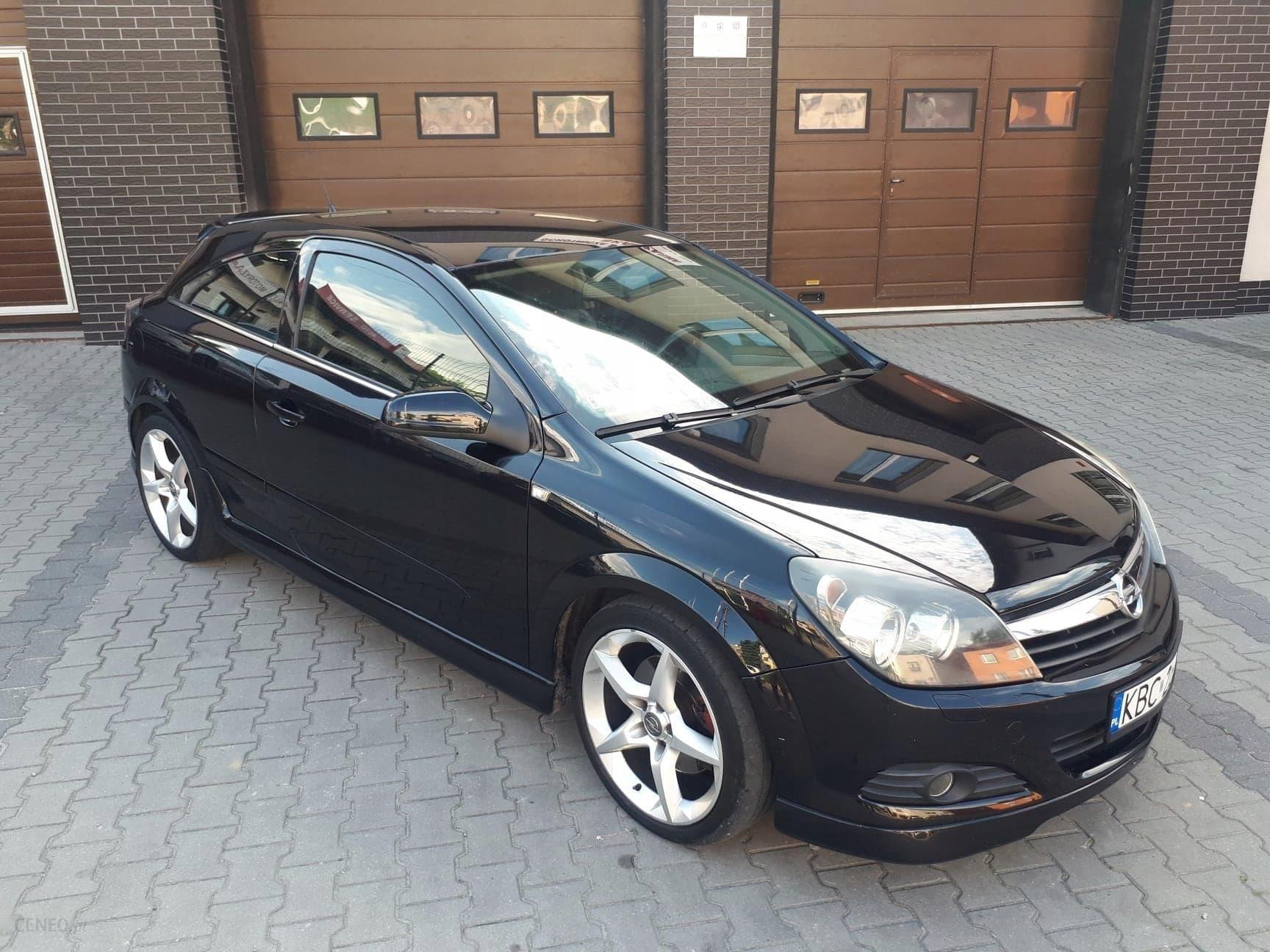 Opel Astra H Gtc 150 Km Opc Line Opinie I Ceny Na Ceneopl