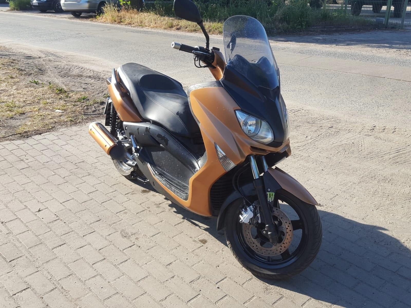 Skuter Yamaha X Max 250 Zarejestrowany 125cm Kat B Opinie I Ceny Na Ceneo Pl