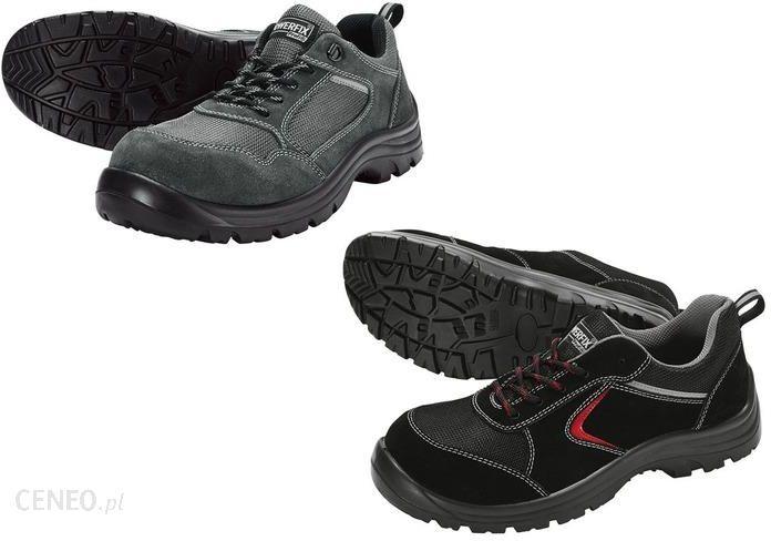 POWERFIX® Buty robocze męskie (44, Czarnyszary)