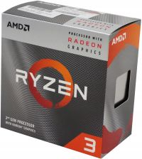 AMD Ryzen 3 3200G 3,6GHz BOX (YD3200C5FHBOX)