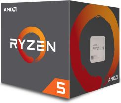 AMD Ryzen 5 3600 3,6GHz BOX (100-100000031BOX)