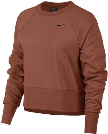 Amazon Nike damskie bluza Dry Top Versa z kapturem, niebieski, xl Ceneo.pl