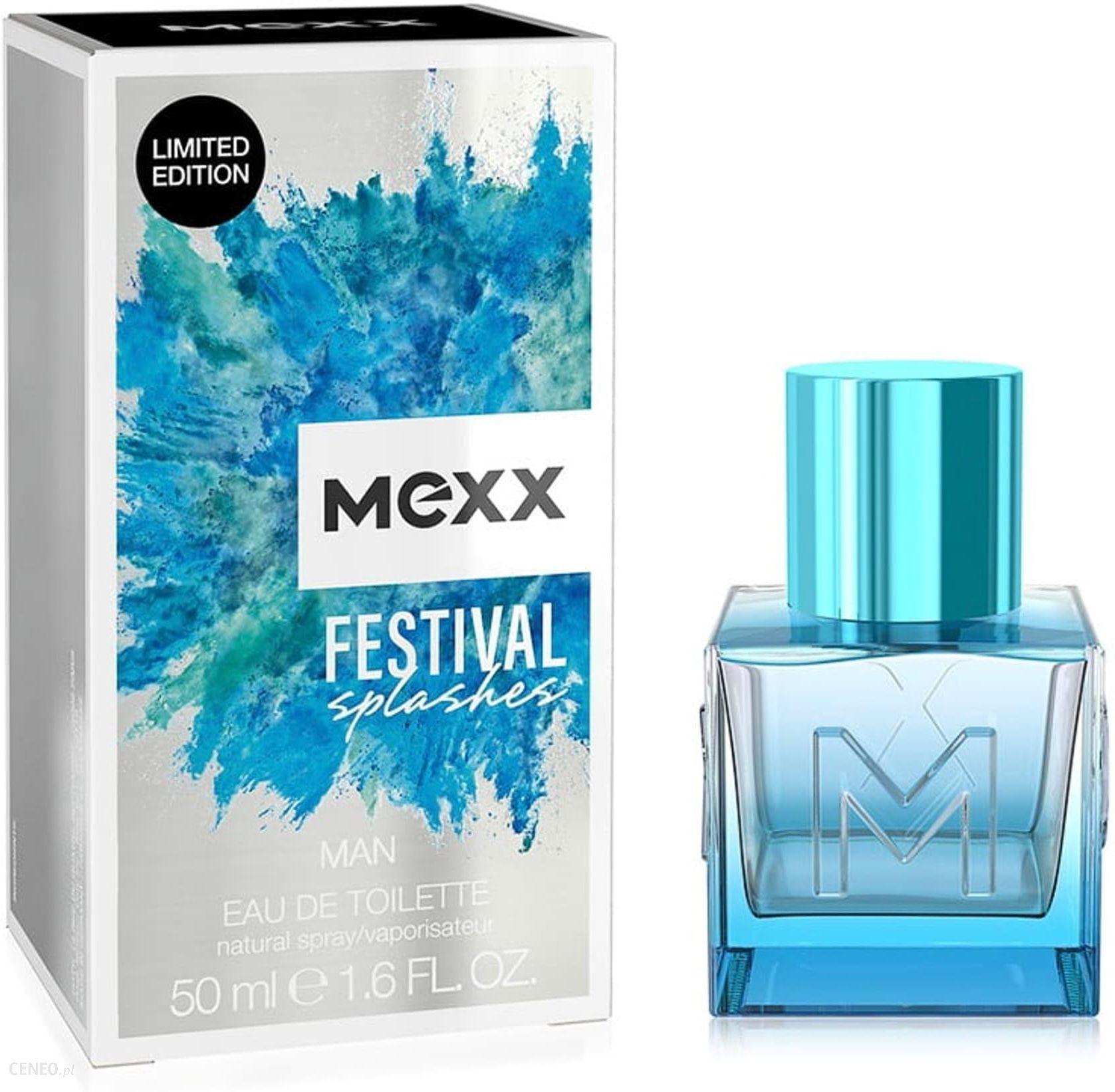 Mexx Summer Festival Woman woda toaletowa 50ml Ceneo.pl