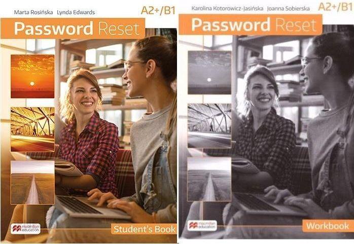 password reset podręcznik