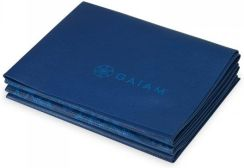 Gaiam Składana Do Jogi Blue Sundial 2 Mm 62214