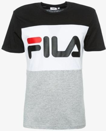 Koszulka Fila Men Mercedes F Box Graphic Tee