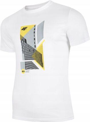Vans BOX Tshirt z nadrukiem ambrosia Ceny i opinie Ceneo.pl