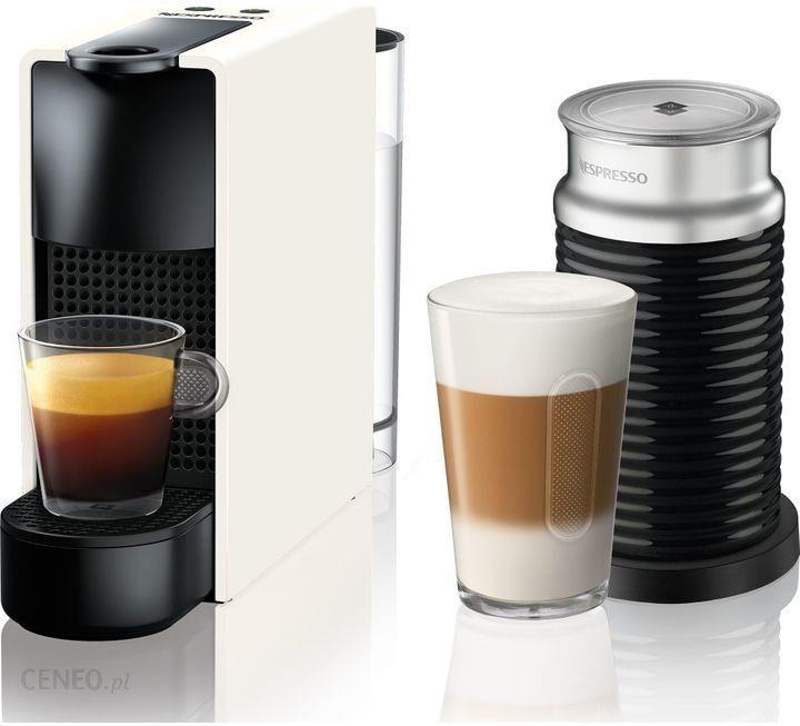 Krups Nespresso C30 Essenza Mini biały BUNDLE (C30-EU3-WH-NE)