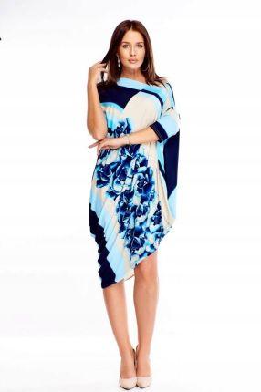 6522f331 Wow Point Popielata Koronkowa Wieczorowa Sukienka Ołówkowa - Ceny i ...