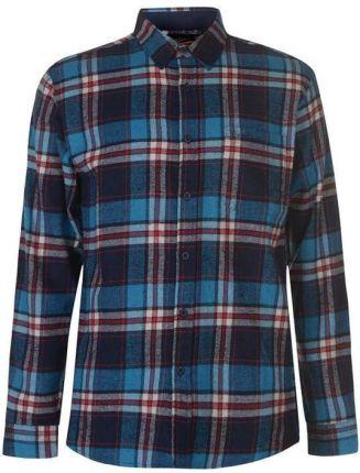 na Wiosnę* Męska Koszula Flanelowa W Kratę XL Ceny i
