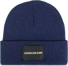 96301d1939938a Czapka CALVIN KLEIN JEANS - J Calvin Klein Jean Beanie M K50K504935 CG7  eobuwie