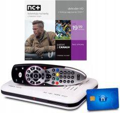 Nc Plus Na Karte.Sprzet Audio Z Outletu Produkt Z Outletu Tuner Dekoder Telewizja Nc Na Karte 1m Start Tnk Ceny I Opinie Ceneo Pl