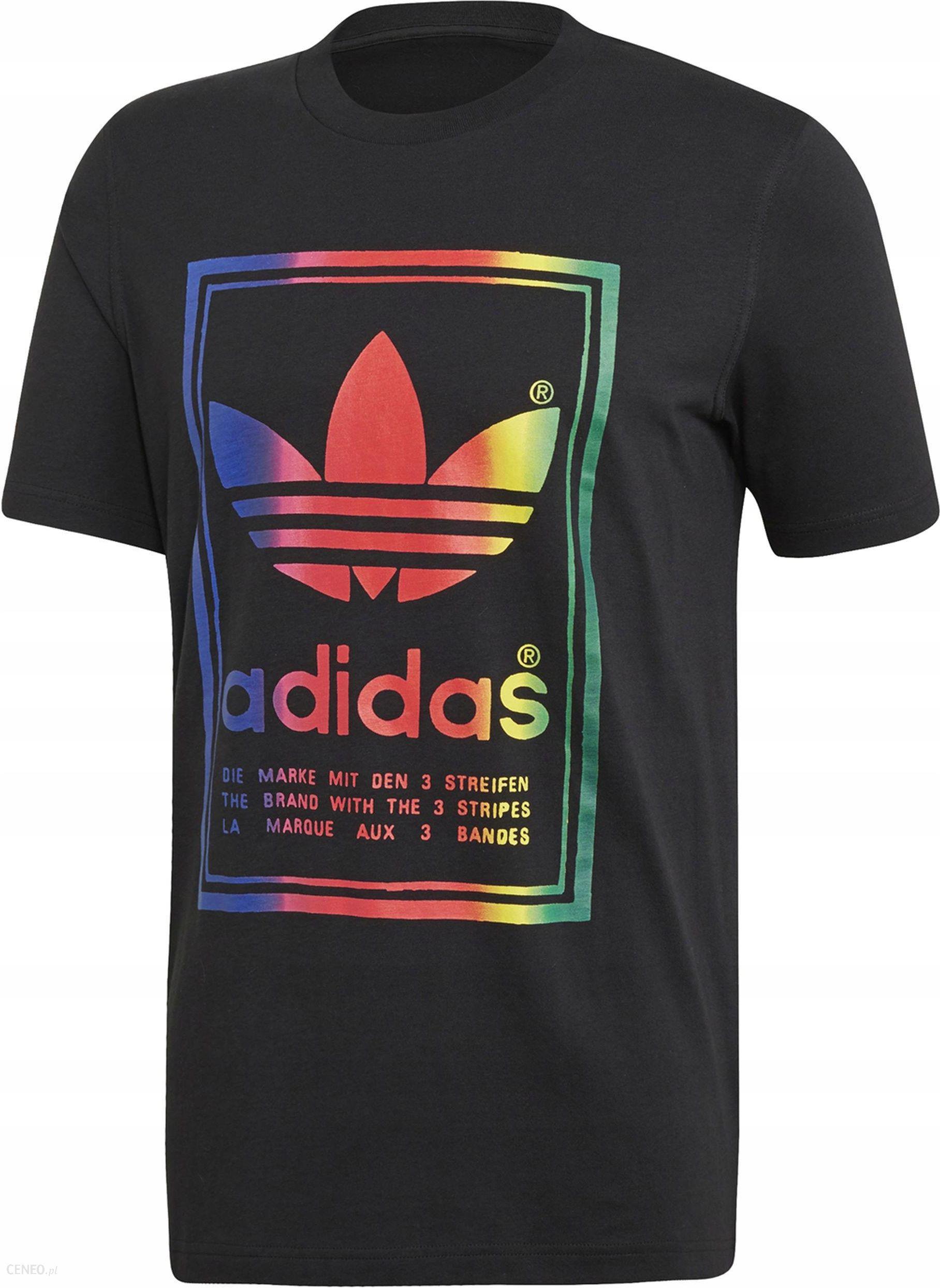 najwyższa jakość odebrane za kilka dni Koszulka Adidas Męska Vintage ED6917 Czarna R. L - Ceny i opinie - Ceneo.pl