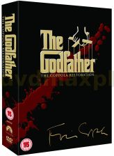 The Godfather - The Coppola Restoration [5DVD]