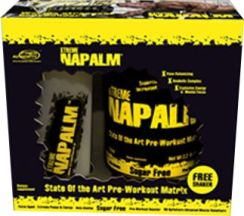 Fitness Authority Napalm 1000g