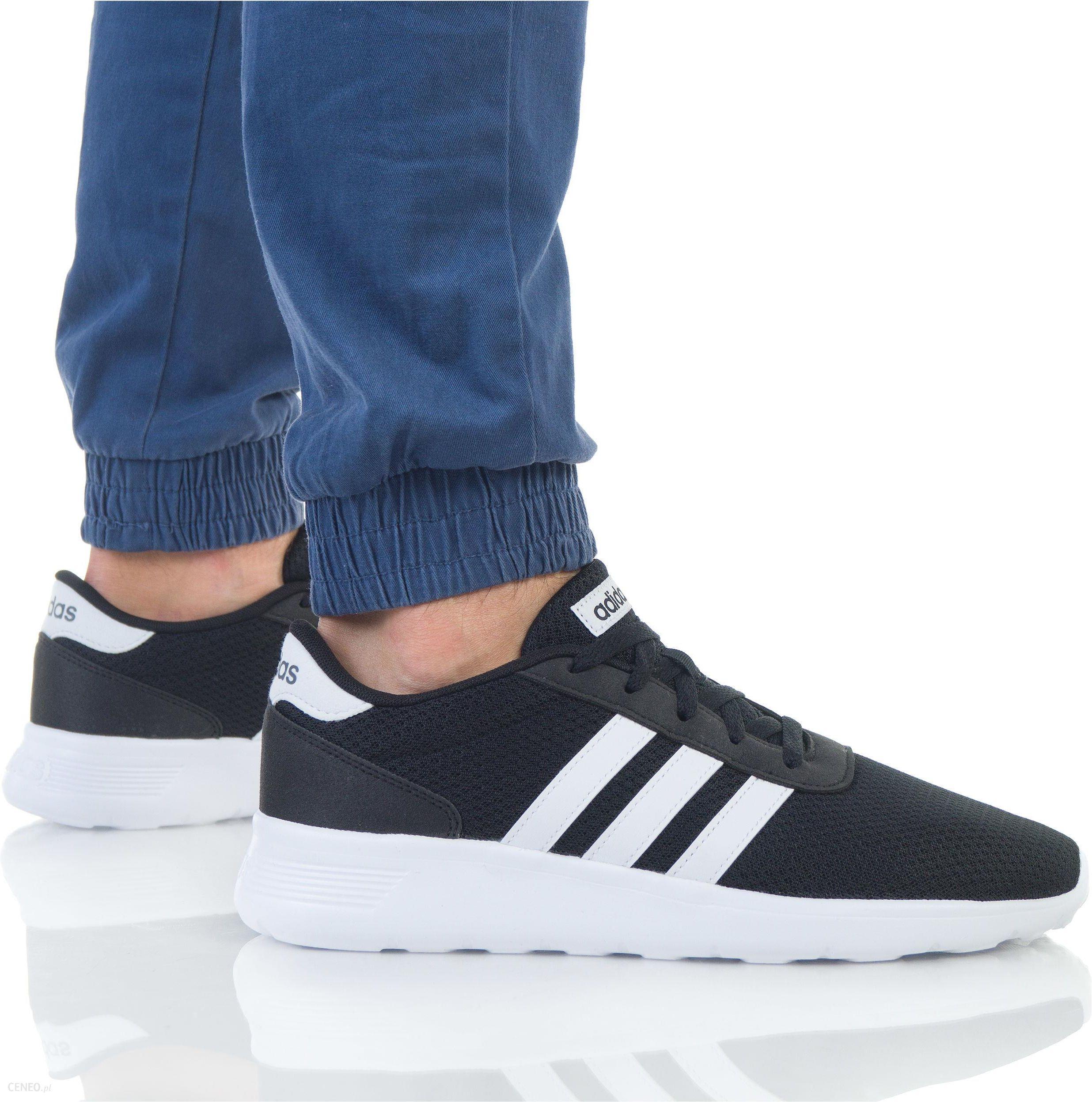 buty damskie adidas lite racer bb9774 czarne