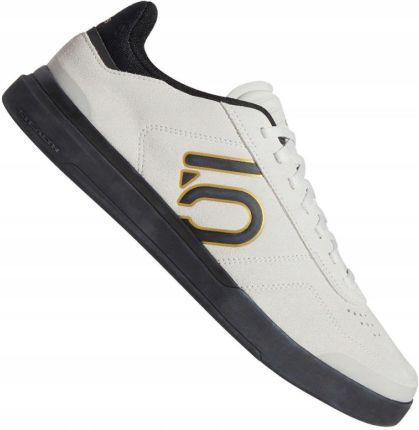 Białe Czarne Buty Męskie Sportowe Adidas rozmiar 46