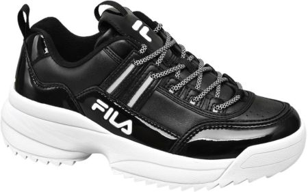 Sneakersy FILA Disruptor M Low Wmn 1010441.25Y Black