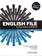 English File 3E Pre-Intermediate SB MultiPack B