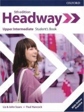 Headway 5E Upper Intermediate SB + online practice