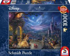 e0f1fb3b016440 Schmidt Thomas Kinkade Puzzle Piękna I Bestia 1000El.